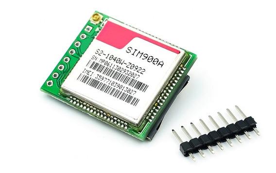 Módulo Gsm Sim900a Placa Módulo De Extensão Sem Fio Antena