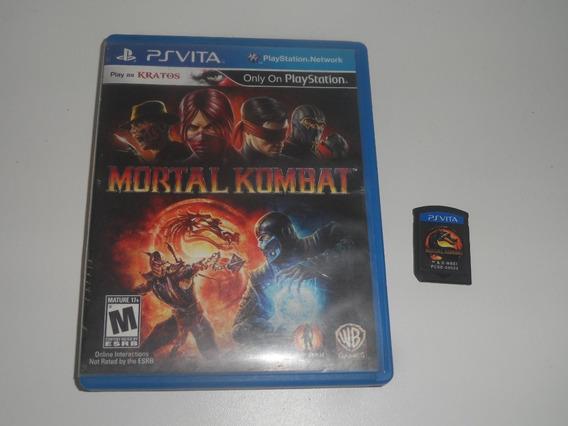 Mortal Kombat - Original Ps Vita
