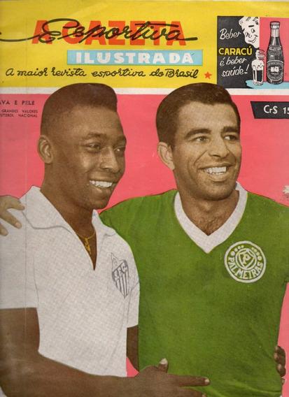 A Gazeta Esportiva Ilustrada Nº 192 - Setembro De 1961