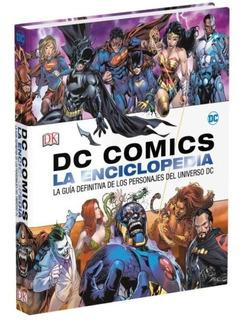 Libro Dc Comics La Enciclopedia Pd