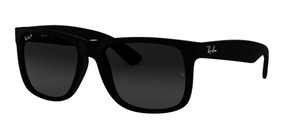 Óculos Masculino Justin Polarizado Quadrado Promoção + Case