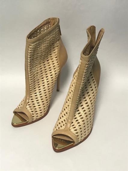 Ankle Boot Schutz Num 38 (bota Verão)