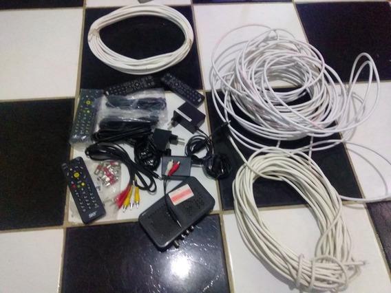 Kit Acessórios Para Tv E Antena E Outros Equipamentos Eletrô