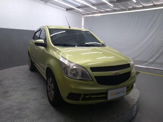 Chevrolet Agile Lt 1.4 Mpfi 8v Flexpower 5p