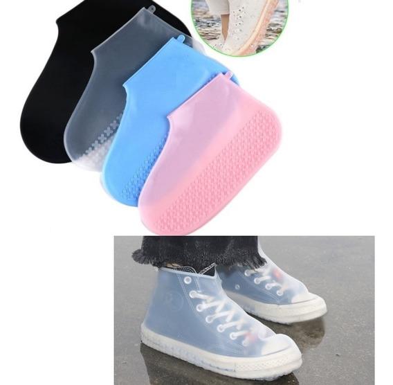 Protector De Silicona Para Zapatillas Zapatos Tallas 30 - 35