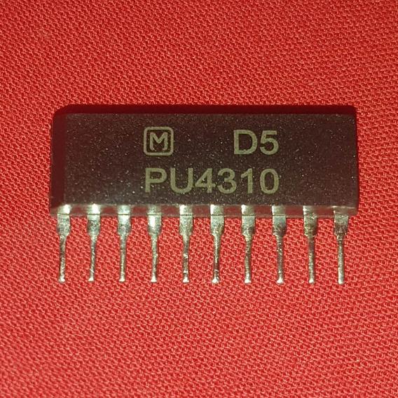 Ci Pu4310 Original Para Modulo Ypvs Yamaha ( Frete Gratis )