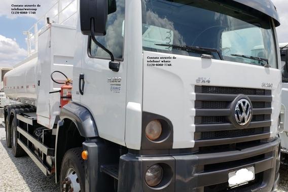 Caminhão Vw 31280 Tanque 6x4 2013.