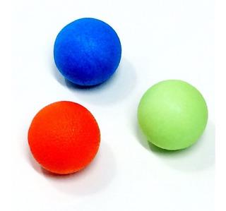 Kit Bolas De Massagem Com 3 Intensidades - Liveup Ls3311