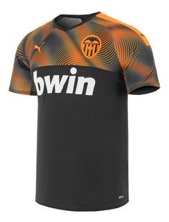 Camisa Do Valencia 2019 Oficial - Descontão Garanta