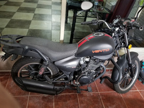 Moto Vento Rebellian 200cc 2016, Relativamente Nueva, Vela!!