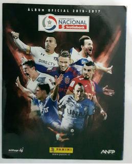 Álbum Oficial 2016 2017 Campeonato Nacional Chile