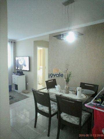Apartamento Residencial À Venda, Villa Branca, Jacareí. - Ap0568