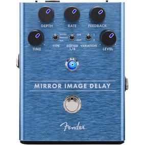 Pedal Fender Mirror Image Delay + Nf E Garantia!