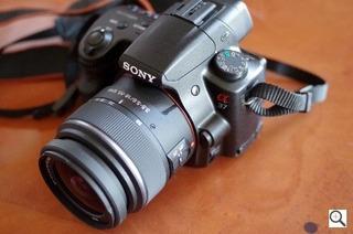 Camara Reflex Sony A37