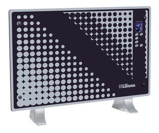 Panel De Vidrio Con Turbina 2000w Liliana Ppv500