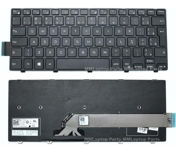 Teclado Dell Inspirion P/n: Pk1313p1a32 Model: Nsk-lq0sc 1b