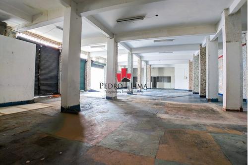 Imagem 1 de 11 de Salão Comercial Com 330 M² Para Venda E Locação Na Penha. - Pe14313