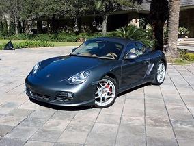 Porsche Cayman S 2009