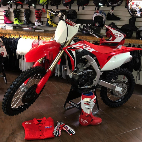 Honda Crf 250 R 2021 0km En Marelli Sports Entrega Ya