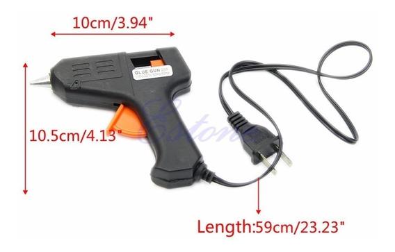 Pistola De Silicona 20w 110-220 50hz/60hz