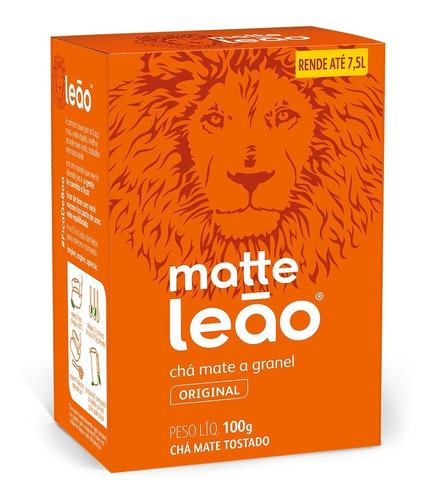 Chá Matte Leão - Granel 100g