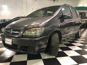 Chevrolet Zafira 2.0 Gl 7 Asientos Full 2004 Gris Cpm