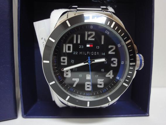 Relógio Tommy Hilfinger Masculino Th-214-1-27 Original Novo
