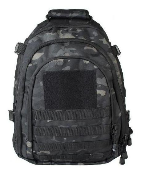 Mochila Legend Camuflado Multicam Black - Invictus
