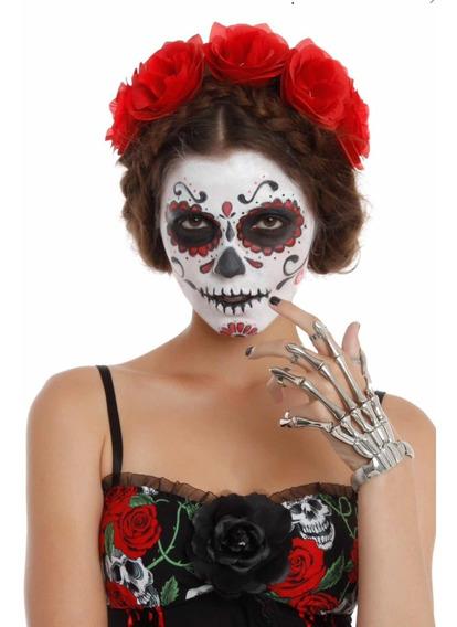 Catrina Brazalete Skull