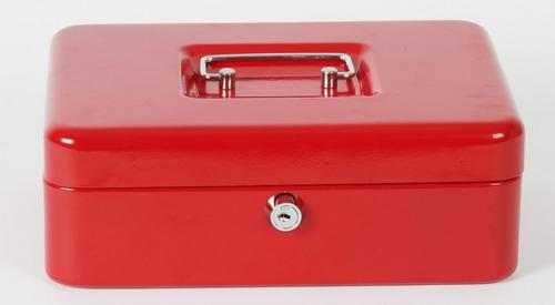 Cofre Portavalores Caja De Dinero Monedero, Alajero    N°3