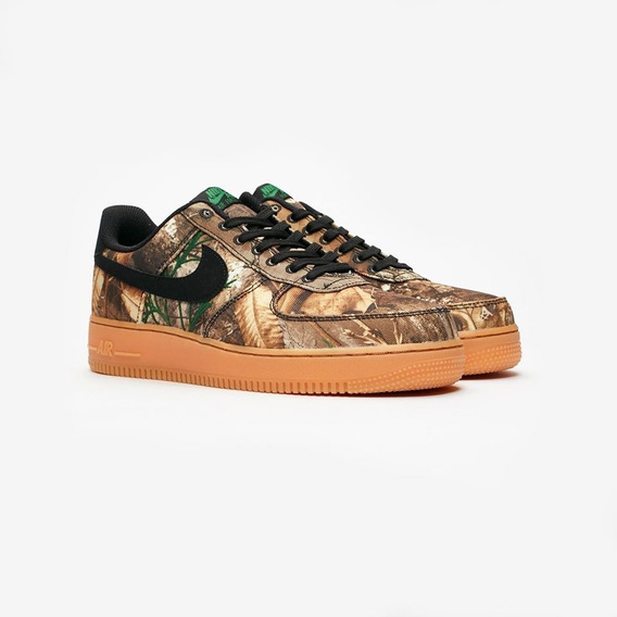Zapatillas Nike Air Force 1 Camufladas