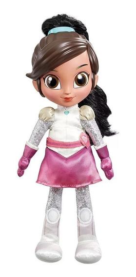 Boneca Nella A Princesa Corajosa - Fala E Canta - Dtc