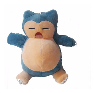 Peluche Snorlax - Pokemon #143 Excelente Calidad