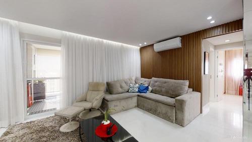 Imagem 1 de 30 de Apartamento A Venda Com 89 M² | Panamby, São Paulo | Sp. - Ap34477v