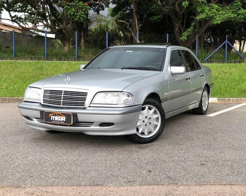 Mercedes-benz C 240 2.6 Avantgarde Gasolina 4p Automático