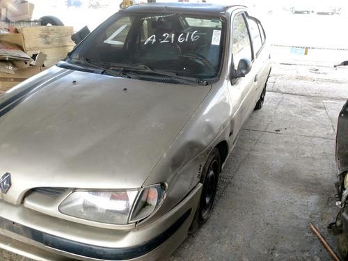 Renault Megane 1.6 8v 1999 Sucata Somente Peças