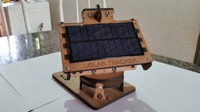 Projeto Girassol Eletrônico - Arduino