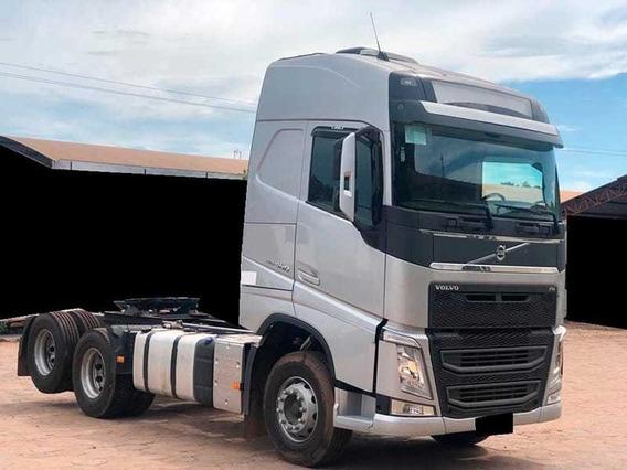 Volvo Fh 460 6x2 2019 0km- Temos Diversos Agios Para Usados