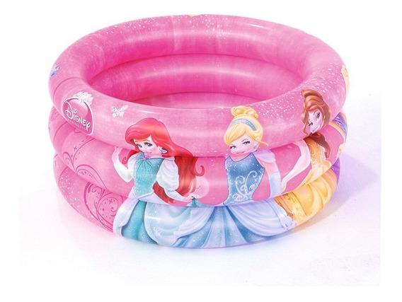 Piscina Inflable Princesas 70cm X 30cm