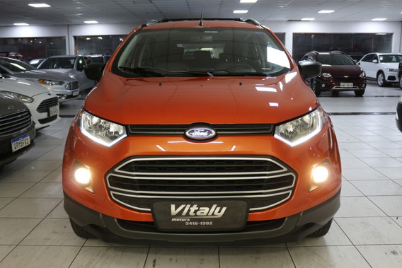 Ford Ecosport Se 2.0 Powershift 2013