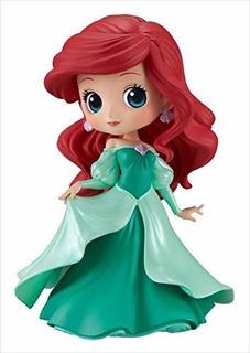 Banpresto Q Posket Personajes De Disney Ariel Princesa Vesti
