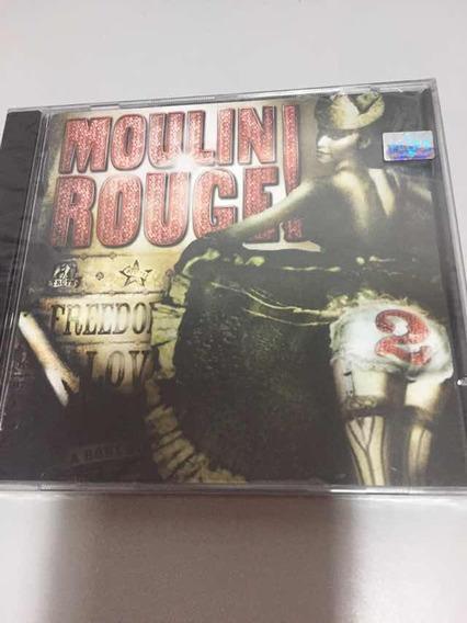 Cd Moulin Rouge 2 Trilha Sonora Lacre Fábrica, Original,