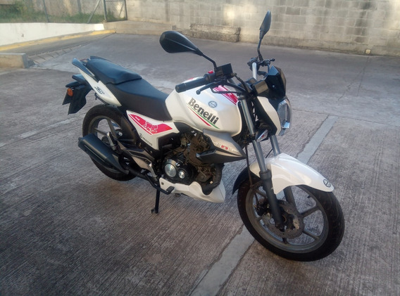 Benelli Tnt 150 Blanca. Impecable, Casi Sin Uso.