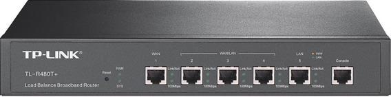 Roteador Broadband Com Equilíbrio De Carregamento Tl-r480t+