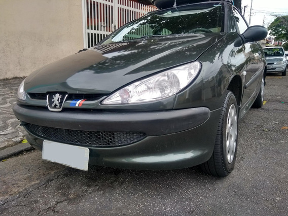 Peugeot 206 1.4 2007 Presence