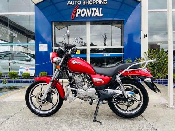 Suzuki Choper 150 Ano 2019 Financiamos Em Até 48x