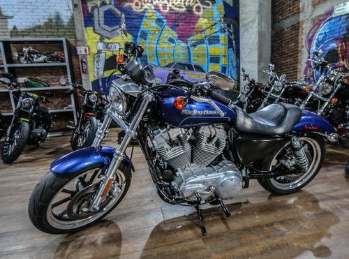 Imagen 1 de 11 de Harley Davidson Sportster Super Low 2017