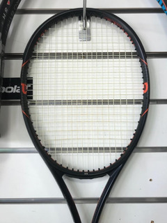 Raquete De Tênis Wilson Burn Fst 99 - Usada