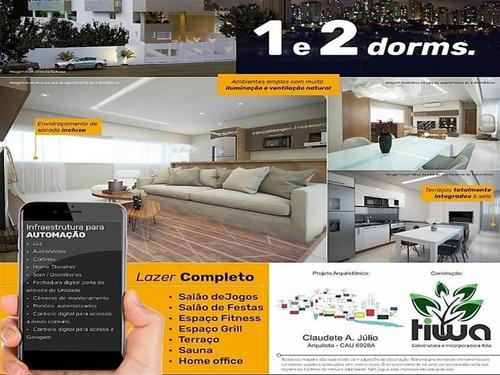 Apartamento - Venda - Vila Guilhermina - Praia Grande - Ter30