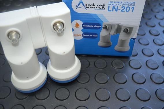 Lnb Universal Carona 1 X 1 Ln-201 Alto Ganho 60db Filtro 0,2